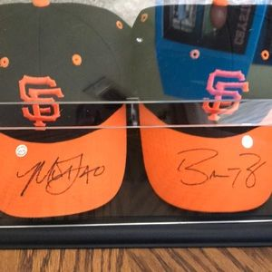 Other - Signed Maddison Bumgarner and Buster Posey